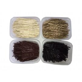 Wsuwki do włosów SANDRA 2 kg MIX 6cm
