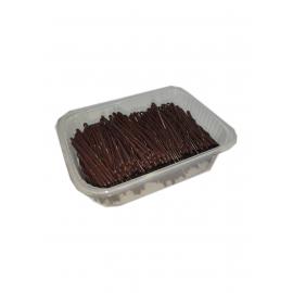 Wsuwki do włosów 2x kulka 250g - 5cm